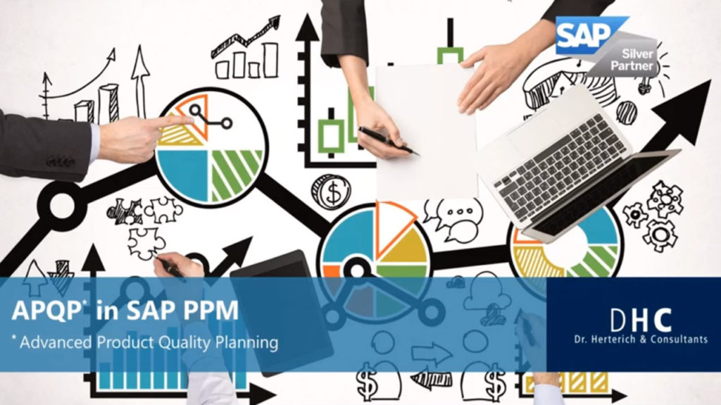 APQP (Advanced Product Quality Management) mit SAP QM