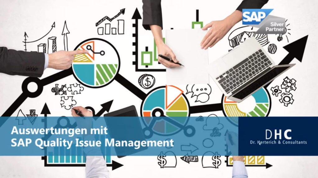 SAP QIM: Auswertungen mit SAP Quality Issue Management