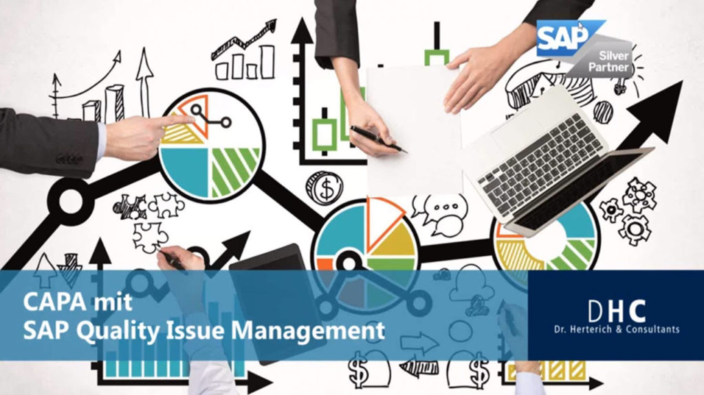 SAP QIM: CAPA mit SAP Quality Issue Management
