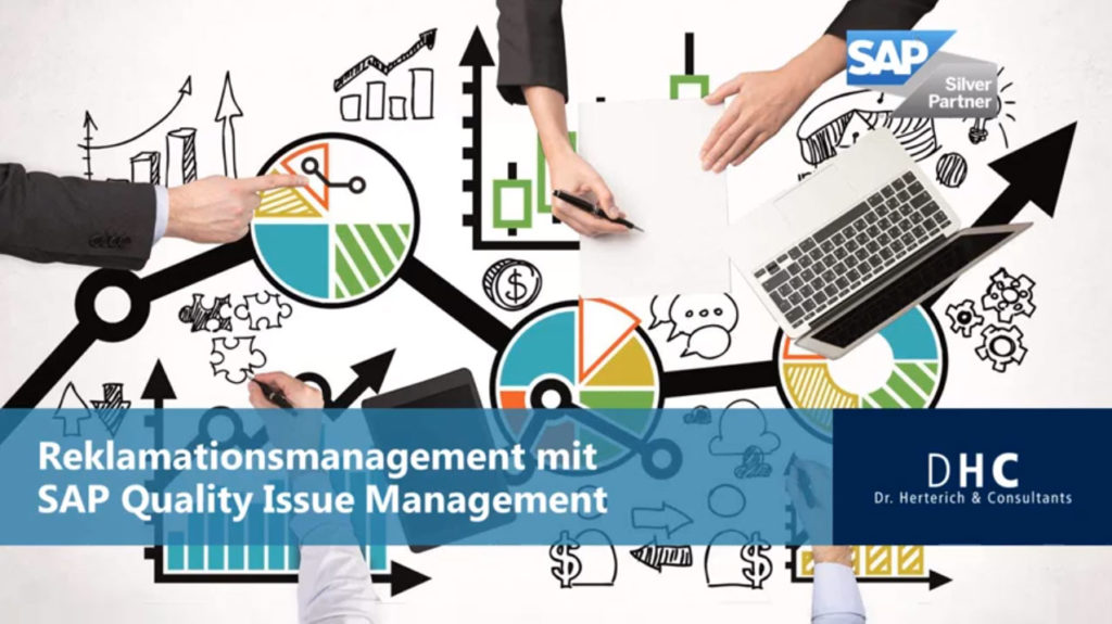SAP QIM: Reklamationsmgmt. mit SAP Quality Issue Management