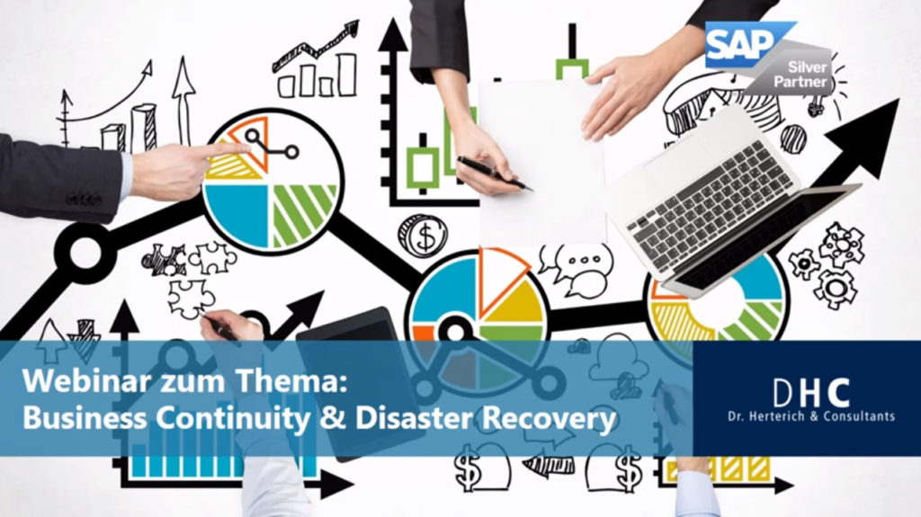 Business Continuity und Disaster Recovery